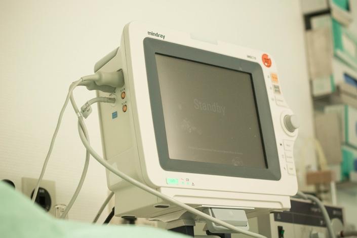 Gastropraxis Bingen - Praxisimpressionen